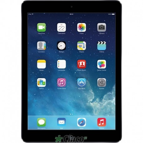 "iPad Air 16GB Wi-Fi+Cel Space Gray 9.7"" MD791BR/A"