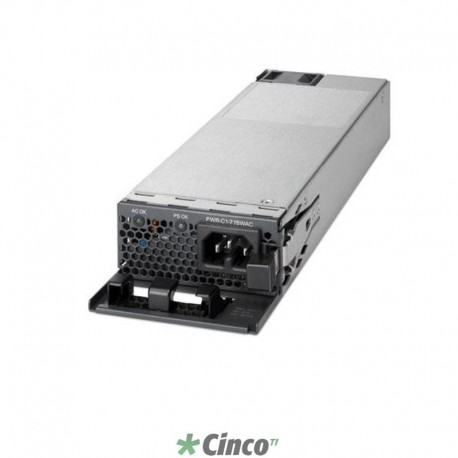 Fonte Cisco Catalyst C3KX-PWR-715WAC