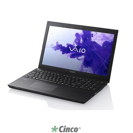 Notebook Vaio, Core I7, 750GB, 6GB , 15,5""