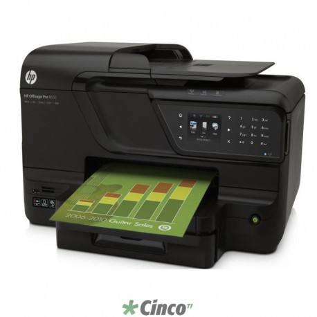 Multifuncional HP Officejet 8600, CM749A