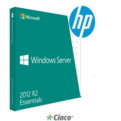 Licença e Mídia do Windows Server 2012 Essentials ROK, 701587-201