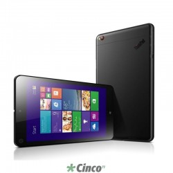 "Tablet Lenovo ThinkPad 8, 8.3"", LED, 2/8MP, Intel Atom, 64GB micoSD, Windows 8.1, 2GB, 20BN002TBR"