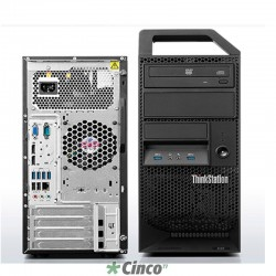 Workstation Lenovo, XEON E3 1225V3, 8GB, 500GB, W8P, 30A1004WBR