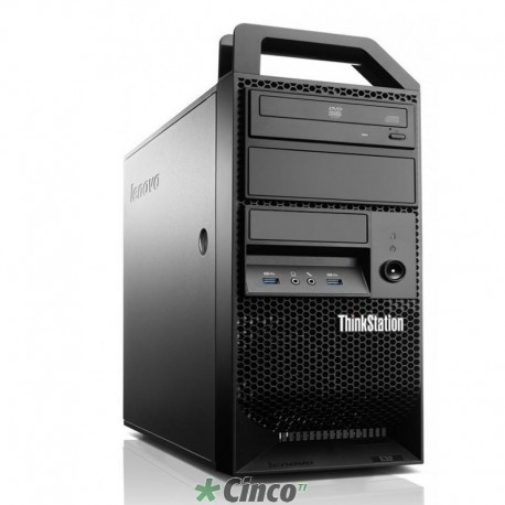 Workstation Lenovo, XEON E3 1225V3, 4GB, 1TB, W8P, 30A1005GBR