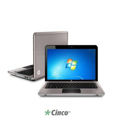 Notebook Pavilion DV6-3240BR Phenom Triple Core N850, 4GB, 500GB, Win 7 Premium, 15.6""
