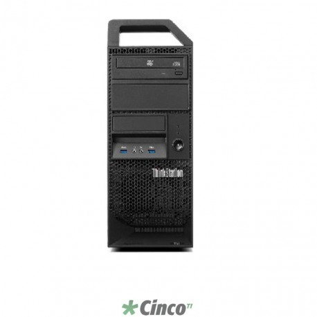 Workstation Lenovo Xeon E3 1240V3, 8GB, 500GB, W8P, 30A10041BR