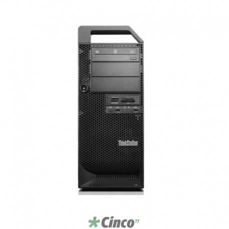 Workstation Lenovo E5-2620 v2, 32GB, 500GB, 4353L1P