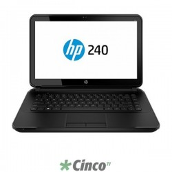 "Notebook HP 240, 14"", Core i5 4210U Dual core, 4GB RAM, HD 500GB, K4K90LT"