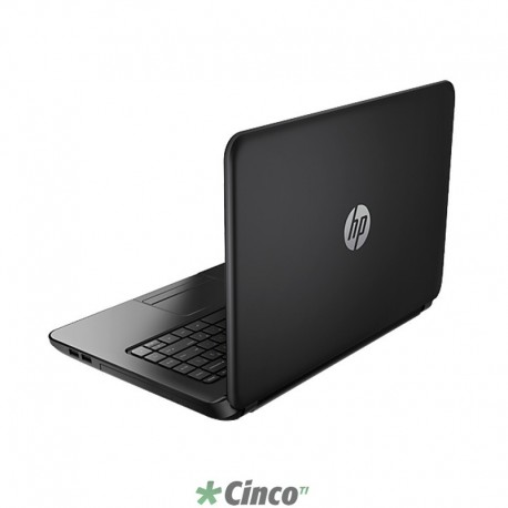 "Notebook HP G3, Core i3 4005U, 14"", 4GB RAM, HD 500GB, J5P89LT"