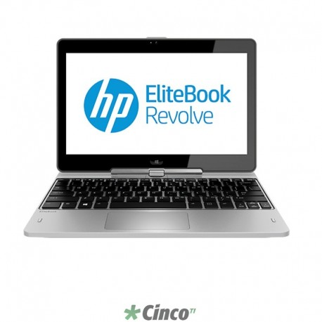 "Notebook HP EliteBook Revolve 810 G2, Core i5-4300U, 11.6"", 4GB RAM, HD 256GB, F7U79LT"