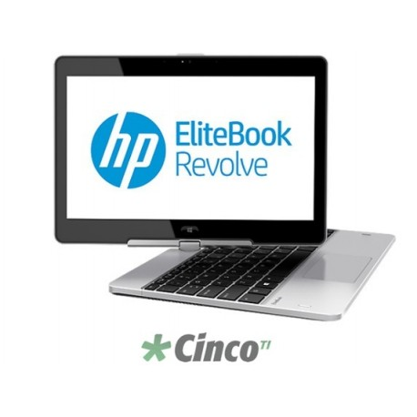 "Notebook HP EliteBook Revolve 810 G2, Core i7, 8GB RAM, HD 256GB, 11.6"", F2S15LT"