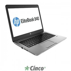 "Notebook HP EliteBook 840 G1, Core I5-4300U, 14"", 4GB RAM, HD 500GB, K4L59LT"