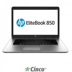 "Notebook HP EliteBook 850 G1, Core i5-4310U, 15.6"", 4GB RAM, HD 500GB, K4M00LT"