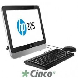 "Desktop HP AMD E1-2500, 18.5"", 4GB RAM, HD 500GB, F4L06LT"