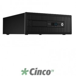 Desktop HP SFF, Core i3-4160, 4GB RAM, HD 500GB, K6N58LT