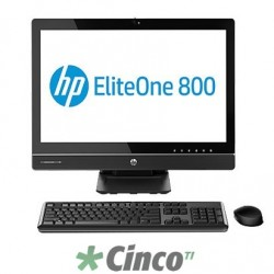"HP EliteOne 800 G1 AiO Touch, Core™ i5-4690S, 23"", 4GB RAM, HD 500GB, K1T32AW"