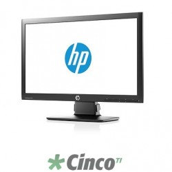 "Monitor LED HP ProDisplay P201 20"", 1600 x 900, C9F26AA"
