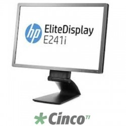"Monitor LED HP EliteDisplay E241i 24"", 1920 x 1200, F0W81AA-AC4"