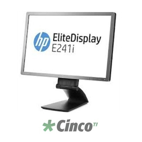 "Monitor LED HP EliteDisplay E241i 24"", 1920 x 1200, F0W81AA"