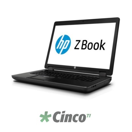 "Workstation HP Zbook 4D 17, 17.3"", Core i7-4700MQ, 8GB RAM, HD 750GB, F2Q55LT"