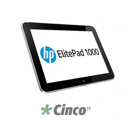 "Tablet HP ElitePad 1000 Atom Z3795, 4GB, 10.1"", G5F94AW"