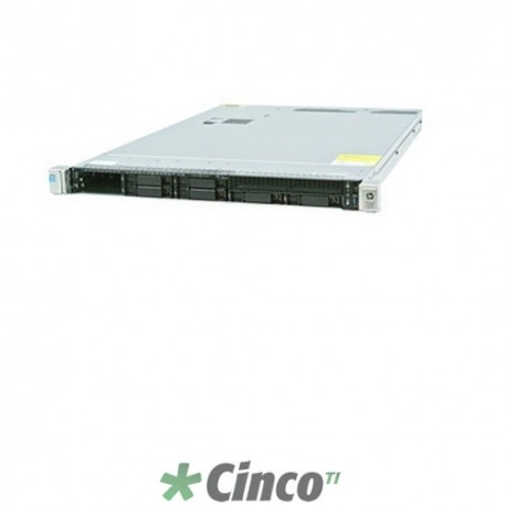 Servidor HP ProLiant DL360 Gen9 Sem CPU, 755258-B21