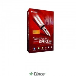 WordPerfect Office X6 Pro Mini-Box Upgrade, Inglês, WPX6PRENMBUAM