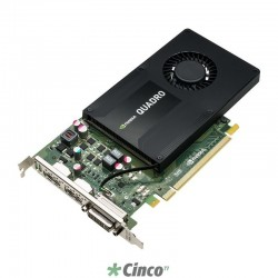 Placa de Vídeo Nvidia Quadro K2200 4GB VCQK2200-PB