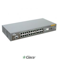 Switch Corporate 24-port 10/100Mbps, 1 slot for modules DES-3226S