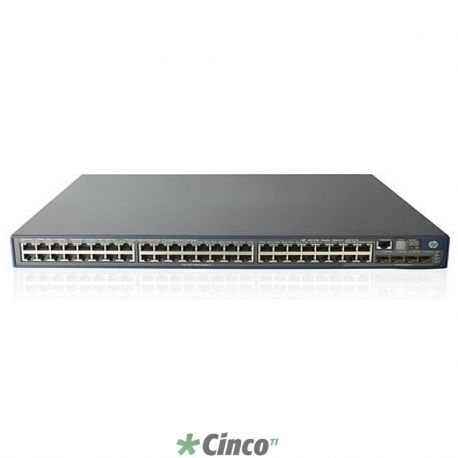 Switch HP 5120-48G-PoE+ EI com 2 slots de interface (JG237A)