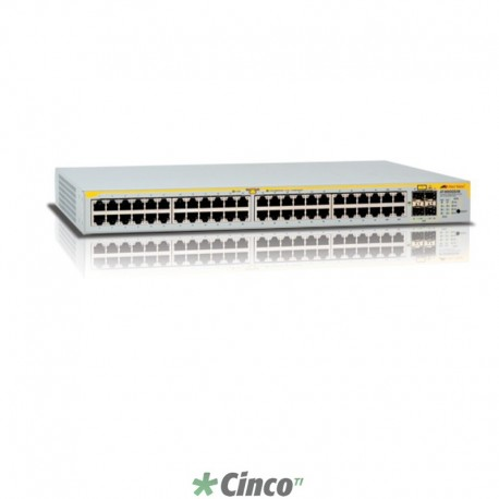Switch Allied Telesis, 24 portas, 10/100, 990-002700-10