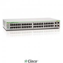 Switch Alliance Telesis, 48 portas 10/100/1000, 990-003650-10