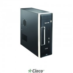 Desktop Elgin Newera E3 SLIM Celeron G470 2.0Ghz, 2GB RAM, 750GB, 46NENM8081JC