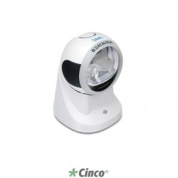 Leitor de Código de Barras Fixo Datalogic Cobalto CO5330, leitor Laser omnidirectional 1D, branco, Kit USB-EAS, CO5330-WH-EAS