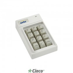 Teclado Gertec, Super Pin, 004.0822.6