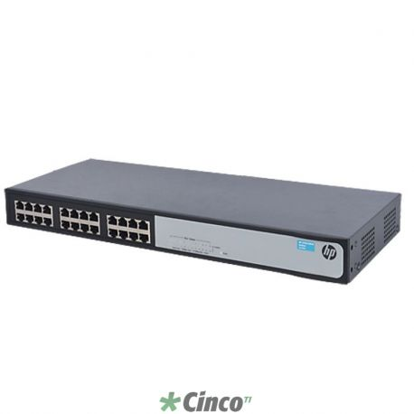 HP 1410-24G-R Gigabit Unmanaged Switch