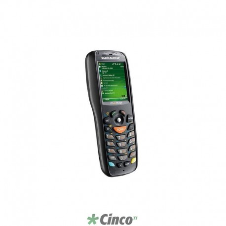 Coletor de Dados Datalogic Memor, 802.11 abg CCX V4, Bluetooth, 128MB RAM/256MB Flash, 944201038