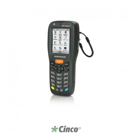 Coletor de Dados Datalogic Memor X3, Batch, 128 MB RAM, 512 MB Flash, 624 MHz, 944250001