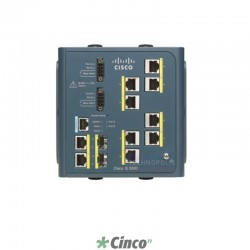 Switch Cisco, 4 portas 10/100, IE-3000-4TC