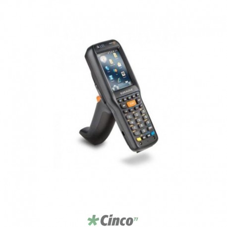 Coletor de Dados Datalogic Skorpio X3 Pistol grip, 802.11 a/b/g, Bluetooth v2, 256MB RAM/512MB Flash, 942400012