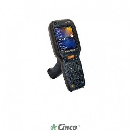Coletor de Dados Falcon X3 Pistol grip, 802.11 a/b/g CCX v4, Bluetooth v2, 256MB RAM, 256MB Flash, 945250038