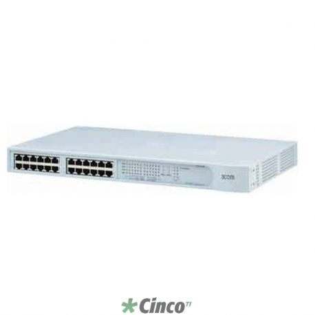 Switch 4200 28 Portas - 24x 10/100 Mbps + 2x 10/100/1000 Mbps + 2x mini-GBIC