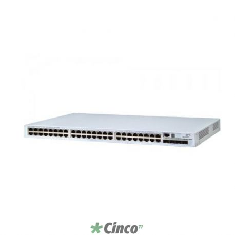 Switch 4500 - 48x 10/100 Mbps + 2x 10/100/1000 Mbps + 2x mini-GBIC