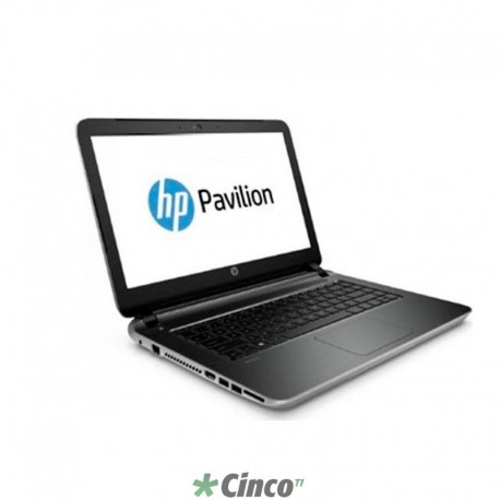 "Notebook HP Pavilion, 8GB, 1TB, corei5, Led 14"", F4J45LA"