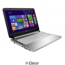 "Notebook Hp Pavilion, HD 1TB, RAM 8GB, 14"", Intel core i7, J2M43LA"