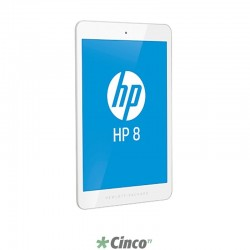 "Tablet Hp, 8"", 16GB, 1GB, Quad-Core, 2MP, J2X79AA"