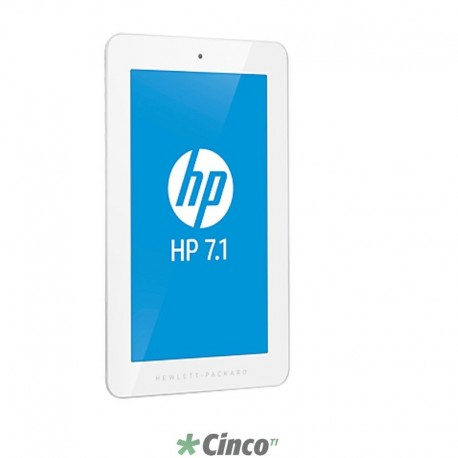 "Tablet HP, 7.1"", 2MP, 1GB, ARM Cortex, J2X81AA"