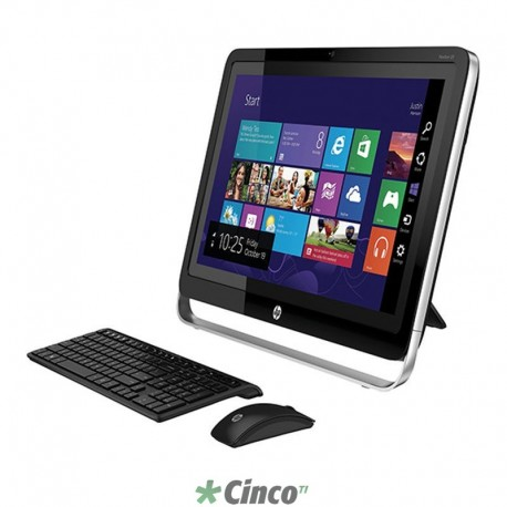 "All-in-one HP, core i3, 4GB, 500GB, 23"" QZ287AA"