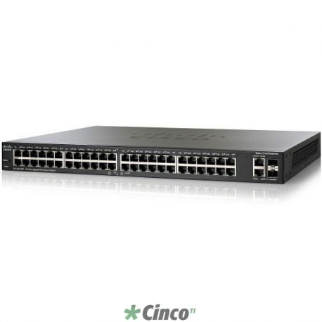 SF 200-48 48-Port 10/100 Smart Switch