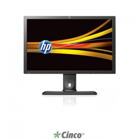 Monitor LED HP IPS, 24 polegadas, 1920 x 1200, DVI HDMI, XW477A4-ABA